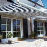 Awning and Polycarbonate